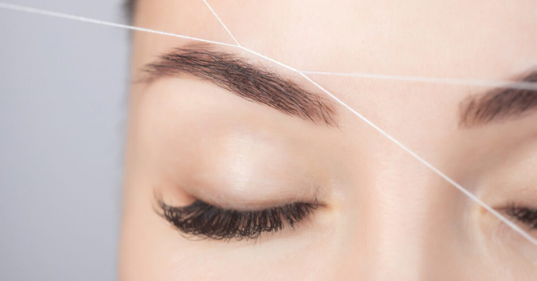 Best Eyebrow Threading Bishan