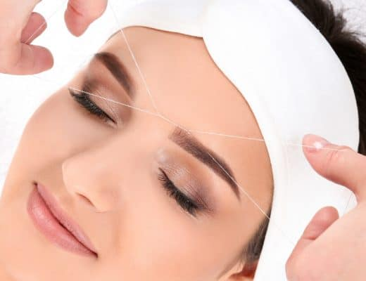 Best Eyebrow Threading Yishun