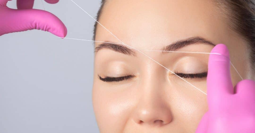 Best Eyebrow Threading Bedok