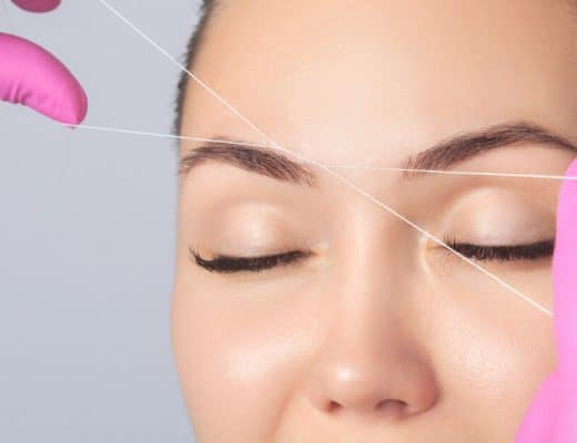 Best Eyebrow Threading Bedok