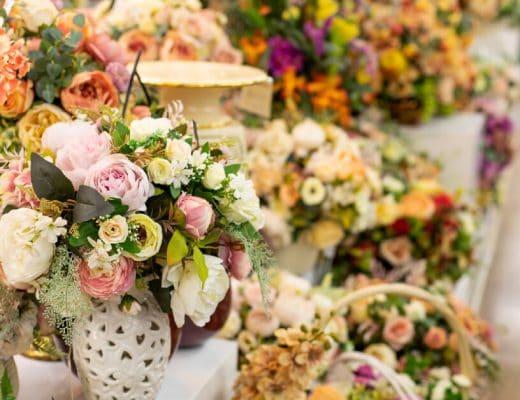 Best Flower Shop Raffles Place