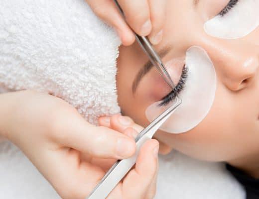 Best Eyelash Extension Tampines