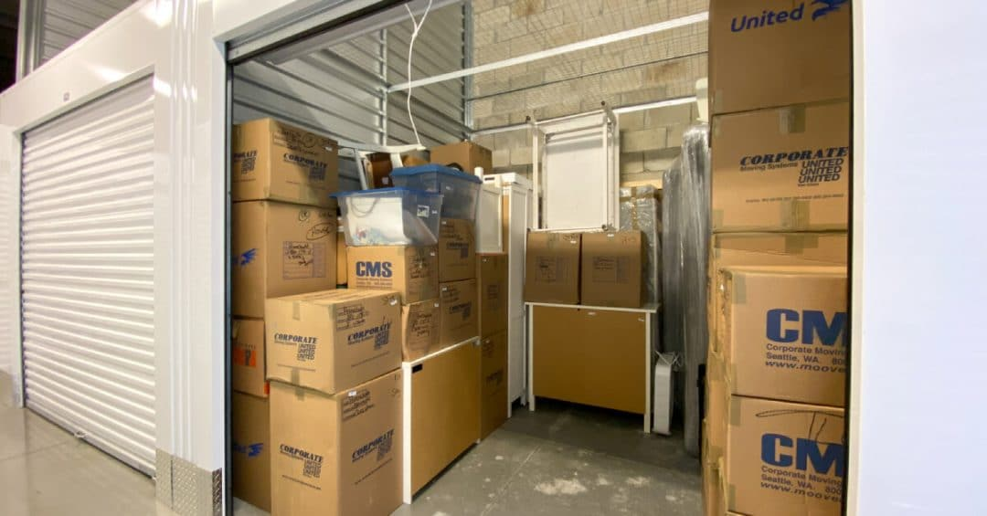 Best Storage Space Tampines