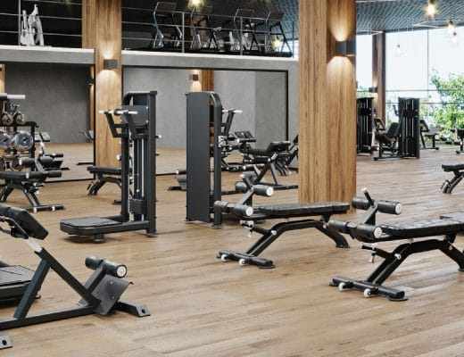 Best Gym In Tampines