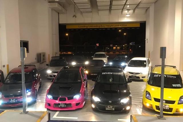 7 Garage