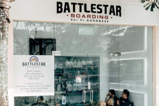 Battlestar Boarding Pet Grooming and Hotel