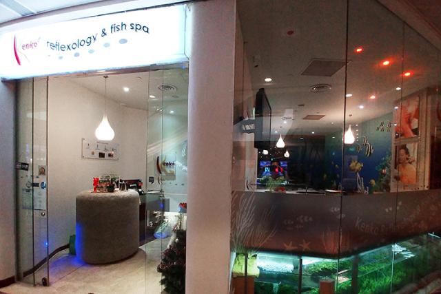 Kenko Reflexology & Fish Spa