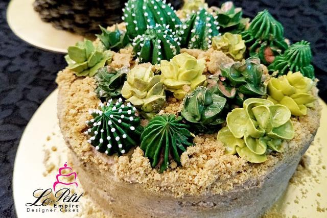Le Petit Empire Designer Cakes