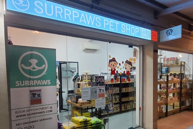 Surrpaws Pet Grooming Boutique