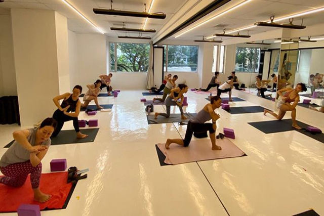 Sweatbox Yoga