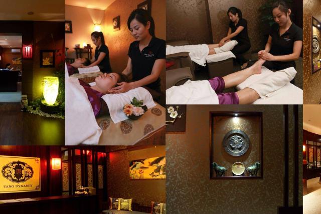 Tang Dynasty Wellness Spa